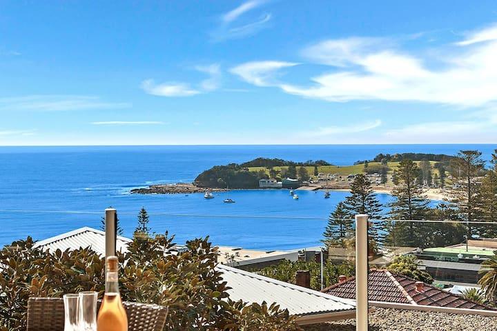 Beachouse 5 - Ultra Modern - Amazing Ocean Views