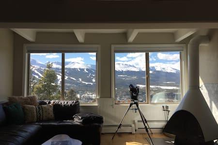 Breck Condo - Million Dollar View - Wohnung