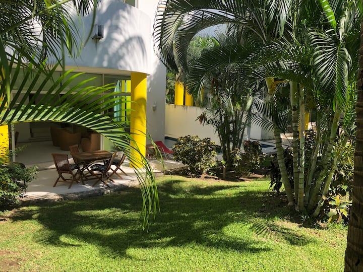 Preciosa Villa en Mayan Palace Acapulco
