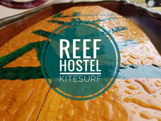 Reef Hostel sua melhor experiência em Paracuru