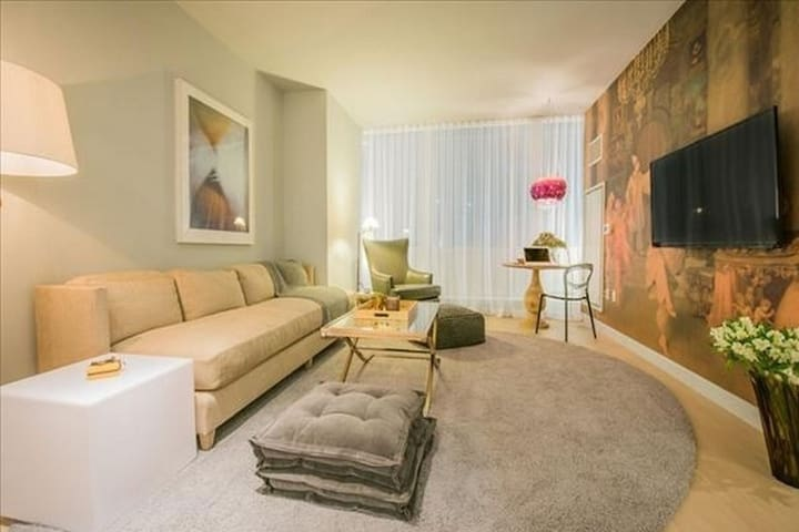 Apartment with Super-equipped Facilities - Chicago - Byt