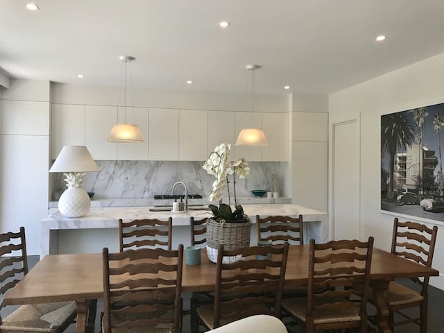 Newly Renovated Four Bedroom Home / 8 Guests - Prahran - House