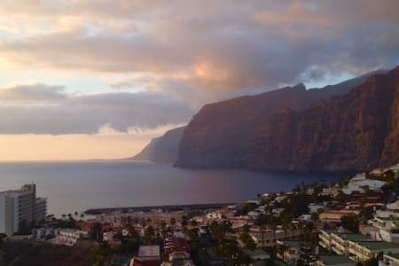 Private suite with seaview in Los Gigantes - Santiago del Teide