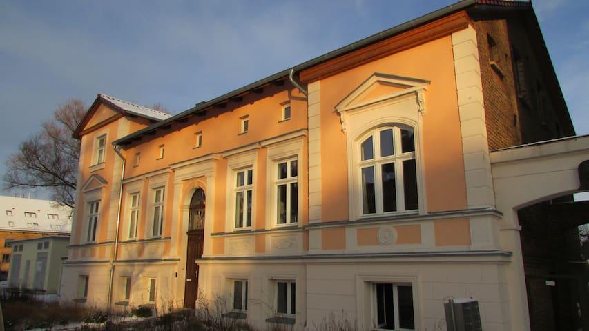 Tolle Ferienwohnung Am Stadthafen Neustrelitz - Neustrelitz - Lyxvåning