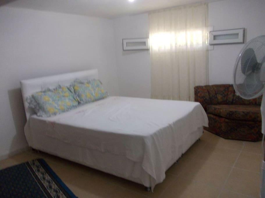 First Bedroom / 1.Yatak Odası