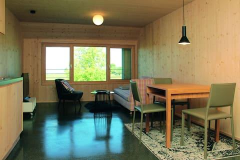 Vermiete moderne Ferienwohnung mit Seeblick