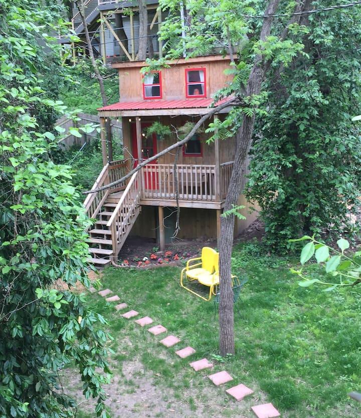 Bohemian Tiny House