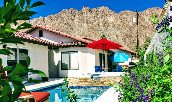 Cove Cottage - Private Pool/Spa w/Mountain View