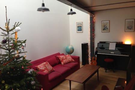 Très beau loft, calme et spacieux - Paris
