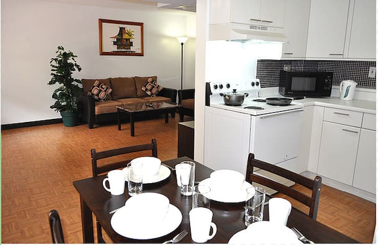 Mai'Ana Airport Plaza - 2 Bedroom (2) - GU - Apartment