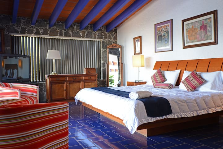 Casa Wendy Tepoztlán - Tepoztlán - Bed & Breakfast