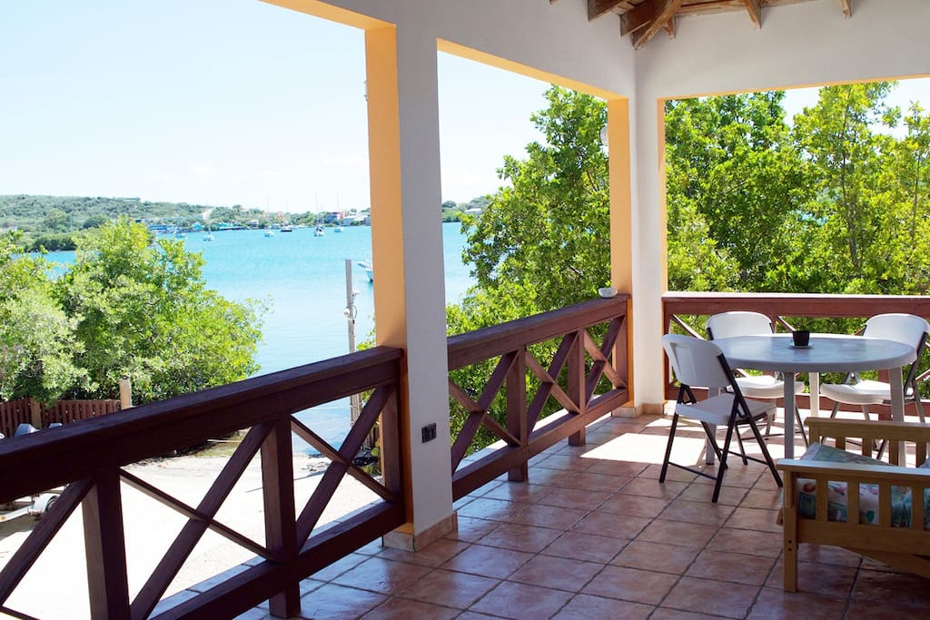 Wake up to your own private balcony and view! (Villa 2)