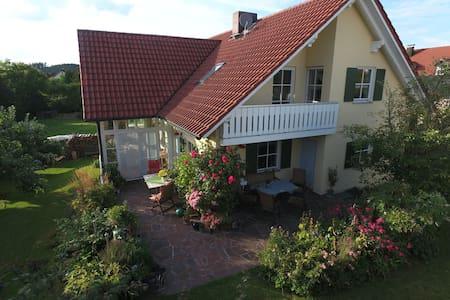 ❤️Liebevolle Landhausvilla im Naturpark Augsburg - Fischach