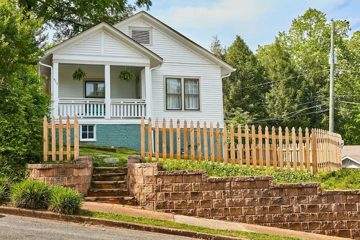 Charming Bungalow Close to Everything Chattanooga