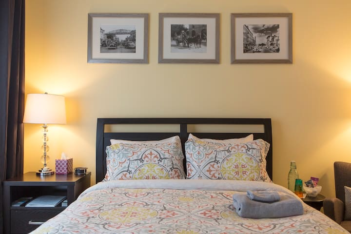 Cozy Room in Reno Riverwalk - Reno - Byt
