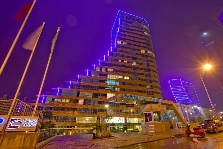 ATASEHİR VARYAP MERİDİAN 1 + 1 - Istanbul - Appartement