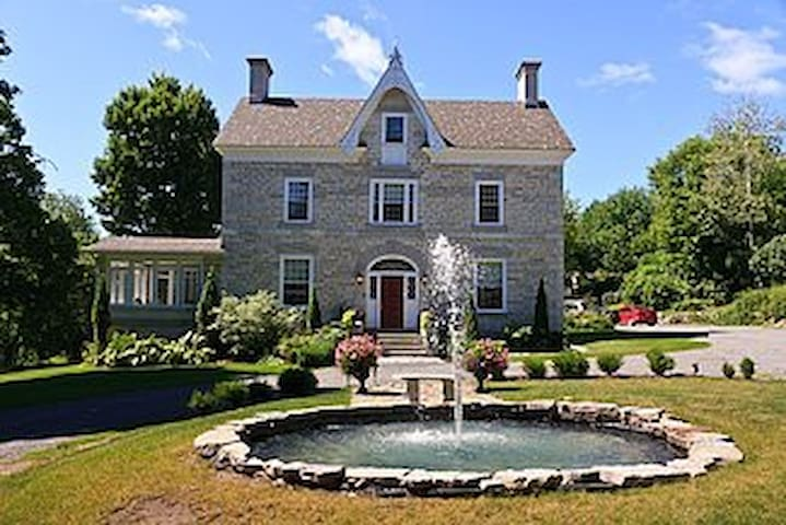 Clyde Hall Bed & Breakfast - Lanark - Pousada