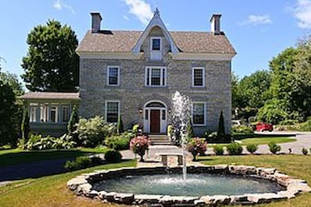 Clyde Hall Bed & Breakfast - Lanark - Bed & Breakfast