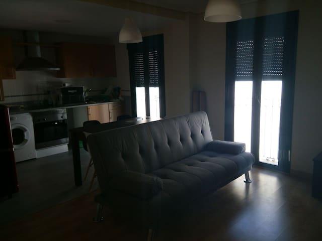 Moderno y acogedor apartamento en Candelario