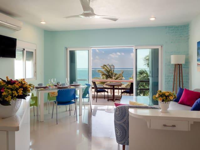Amazing Ocean Front Apartment