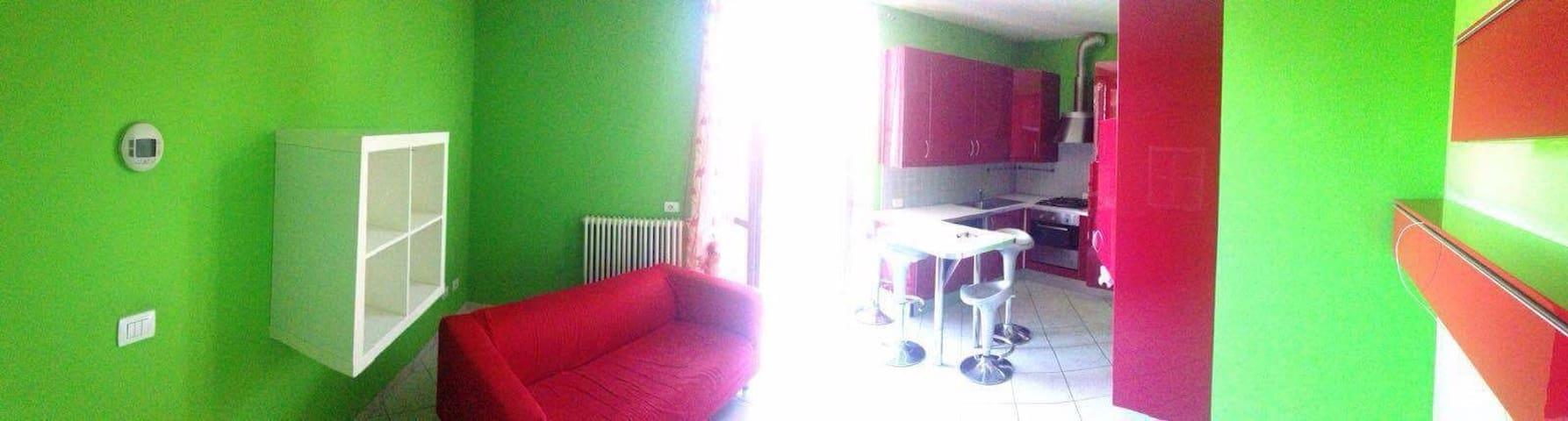 Grazioso e accogliente appartamento - Parona - Apartament