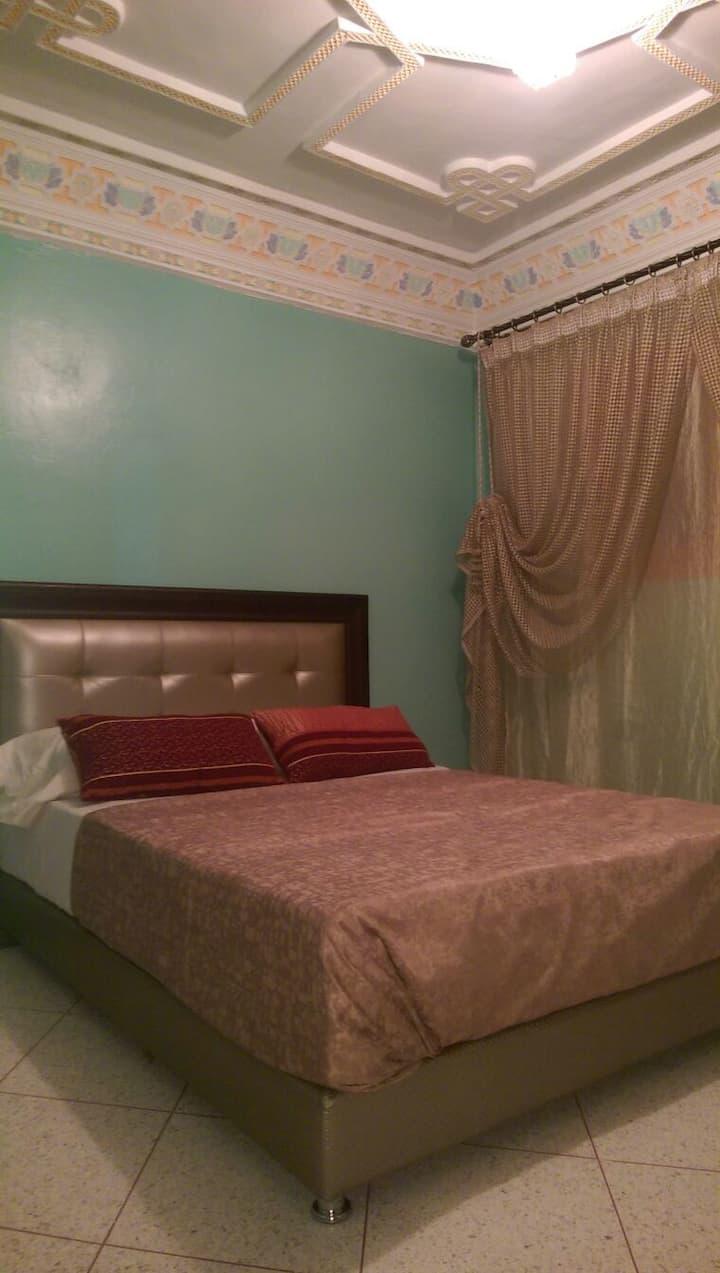 Sublimes chambres dans une maison de 3 étages
