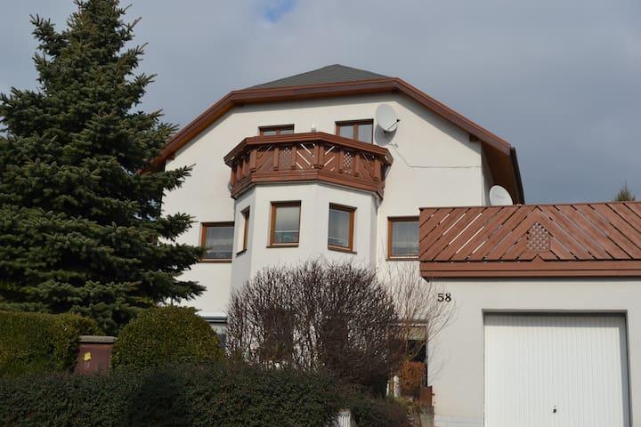 Apartmán U krále Sedličky (Jičín) - 1. patro - Jičín - Hus
