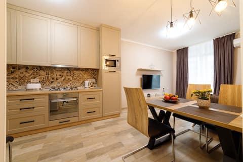 New Avalon apartment)