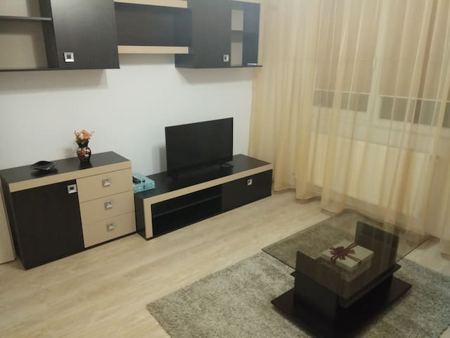 Slovac Cozy Room (in 2 Room Apartment)