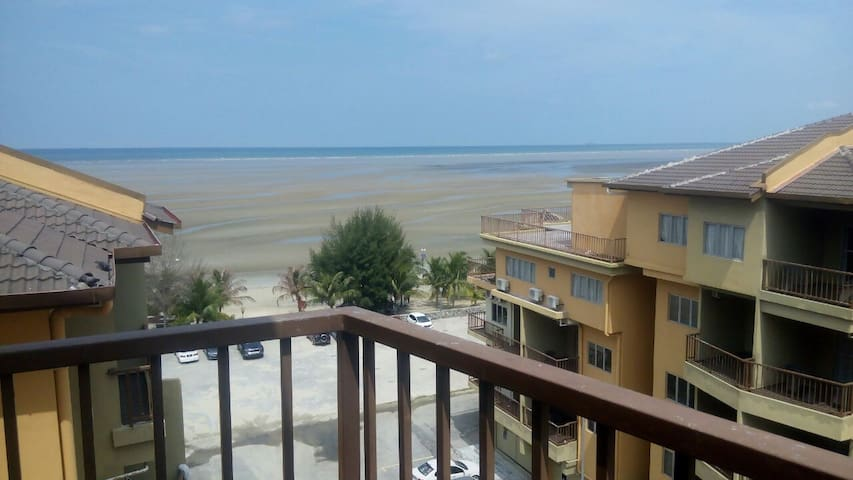 Morib Seaview 2 rooms Serviced Apartment - Banting - Serviced flat