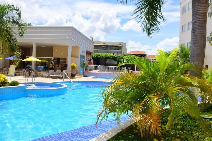 Ap em Caldas - Encontro das Águas Termas Resort