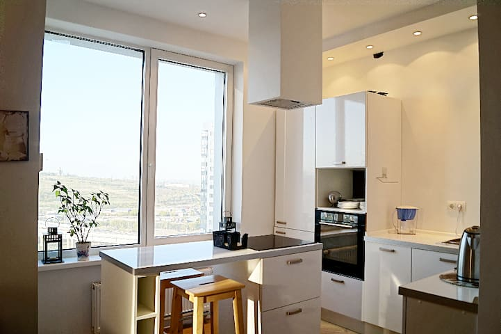 Apartment on Volgograd City