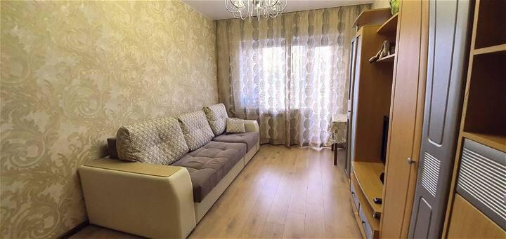 Уютная квартира в районе  Галушина  рядом с Макси.