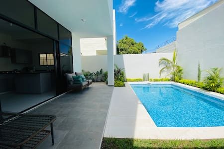 San Miguel Villa Style home with pool
