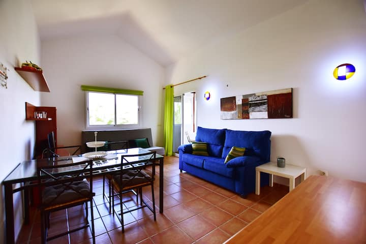 Fuerte Holiday La Oliva Town House with Terrace