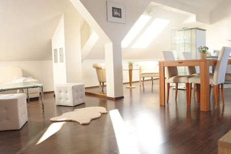 Beautiful attic apartment near Attersee / Mondsee