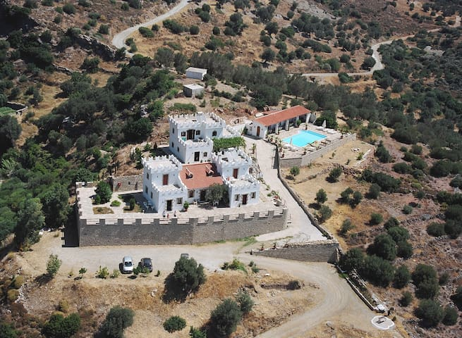 KASTRO VILLAS - Samos - Appartement