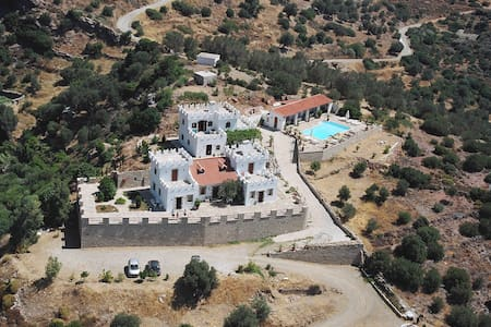 KASTRO VILLAS - Samos