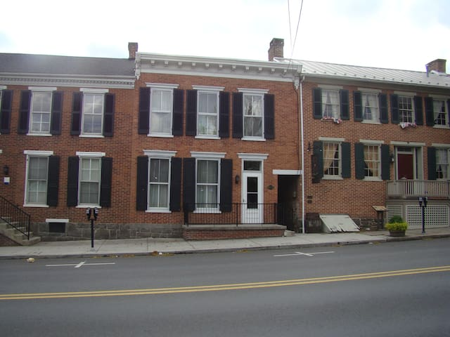 Old Orchard House in historic Gettysburg