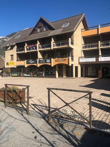 Le forum alpin