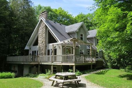 Gorgeous All Season Chalet - Wiarton