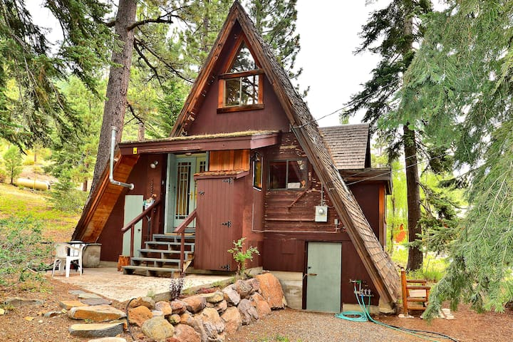 2BR Squaw Valley Classic A-Frame