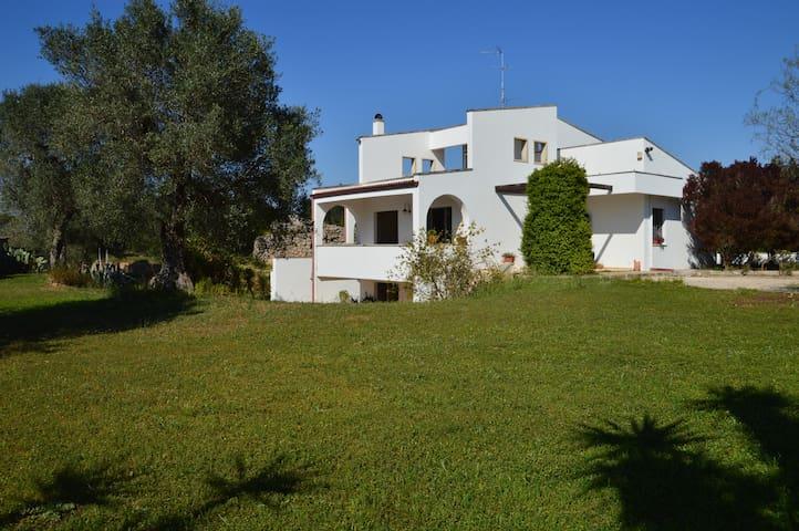 CASA DE LUCA - Rione Riesci - Casa de férias