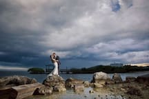 This picturesque, waterfront venue is the perfect location for your special day.