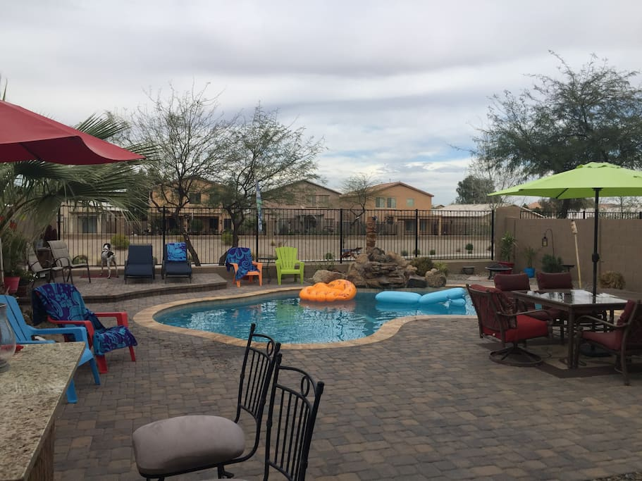 The Oasis In The Desert Houses For Rent In San Tan