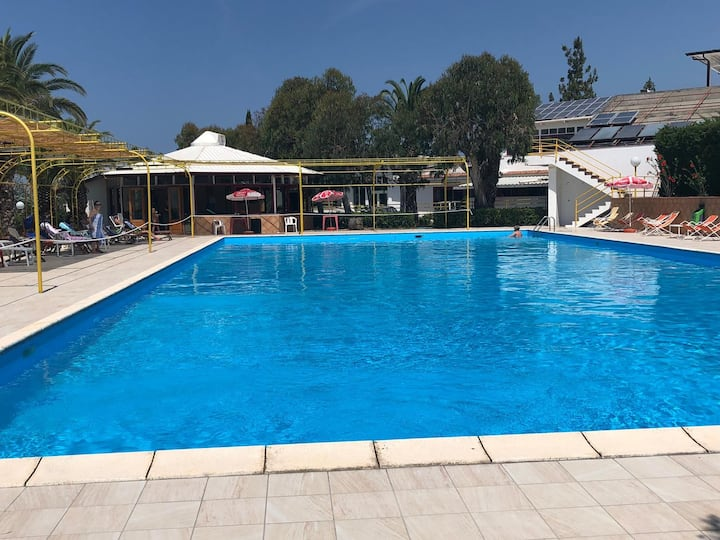 Apartment Maia 10 minutes drive from Scalea beach.