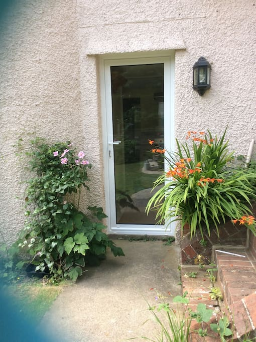 Welcome to the apartment at South Foreland Cottage