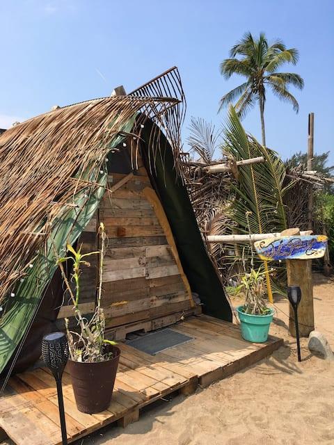 Tropical Mini Type - Blue Crab House