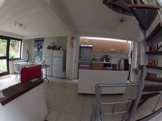Studio pour 2 personnes - Menen - Haus