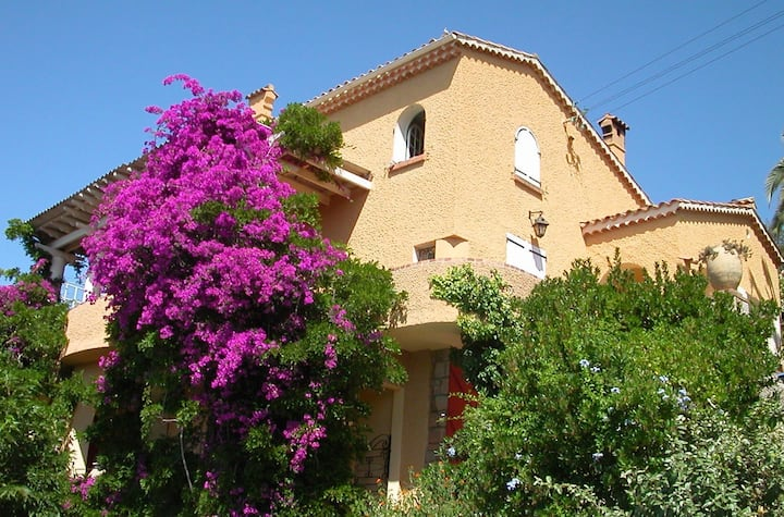chambres d'hôtes Villa Les Dauphins, 3mn de la mer